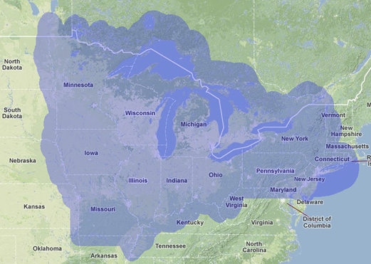 Greater Great Lakes Region